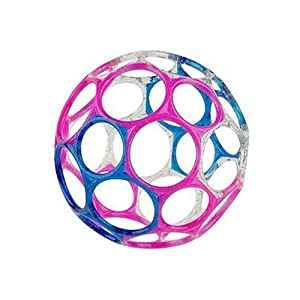 Rhino Toys Oball Original Jellies (Colors May Vary)