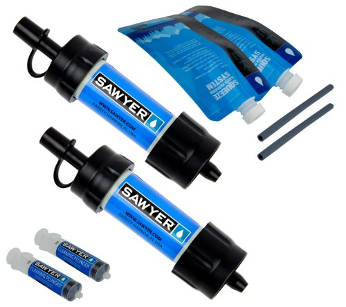 Sawyer Products Sp126 Mini Water Filtration System (2-Pack) front-752874