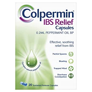 Complete Relief Peppermint Oil Softgels