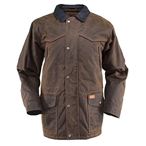 giacca-da-uomo-outbacktrading-pathfinder-uomo-jacke-pathfinder-bronzo-s