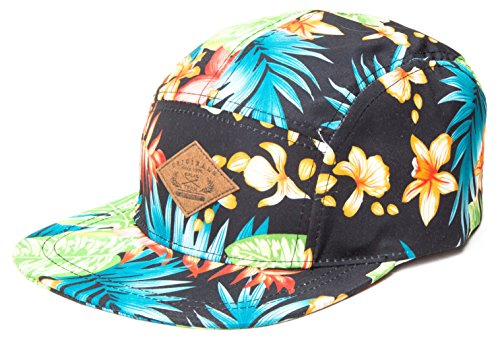 5-Panel-Hats-Black-Lilium-OS