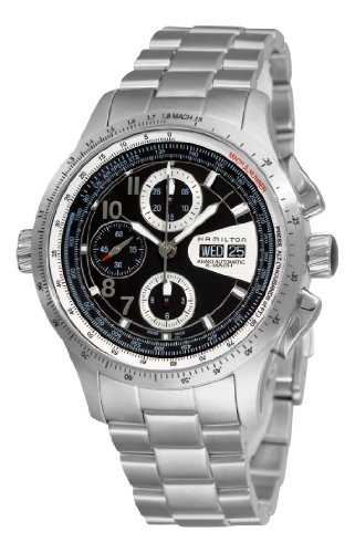 Hamilton H76626135 - Reloj , correa de acero