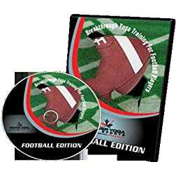 Power Yoga for Sports football Edition speed agility