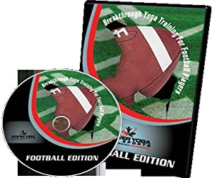 Power Yoga for Sports Football Edition Speed & Agility by Power Yoga for Sports