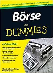 Borse Fur Dummies: 9783527709397: Amazon.com: Books