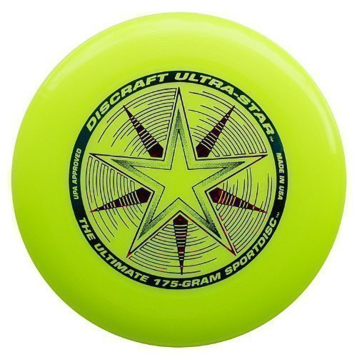 discraft-ultra-star-175g-ultimate-frisbee-starburst-giallo