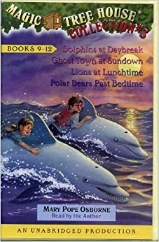Lions at Lunchtime Magic Tree House Book #11 - Children's Books