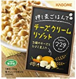 カゴメ 押し麦ごはんで チーズクリームリゾット 250g
