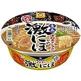マルちゃん 日本旨いもん青森津軽煮干拉麺110g×12個
