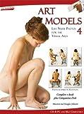 Art Models 4: Life Nude Photos for the Visual Arts (Art Models series)