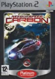echange, troc Need For Speed Carbon Platinum (PS2) [import anglais]