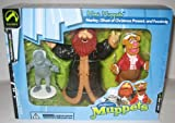 The Muppet Show Mini Muppets Marley, Ghost Of Christmas Past & Fozziwig Palisades 3 Piece Figure Set Number 4
