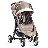 Baby Jogger City Mini Single 4 Wheel Stroller (Stone Gray)