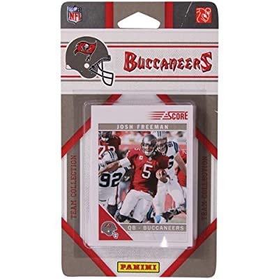 2011 Score Tampa Bay Buccaneers Factory Sealed 13 Card Team Set. Players Include Mike Williams, Ahmad Black, Adrian Clayborn, Da'quan Bowers, Luke Stocker, Gerald Mccoy, Carnell Cadillac Williams, Barrett Ruud, Arrelious Benn, Ronde Barber, Legarrette Blo
