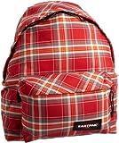 Eastpak Unisex Padded Pak'r Backpack Neon Red EK62045E Medium