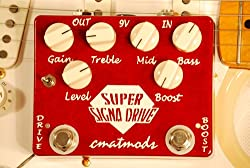 CMATmods Super Signa Drive Pedal by CMATMods