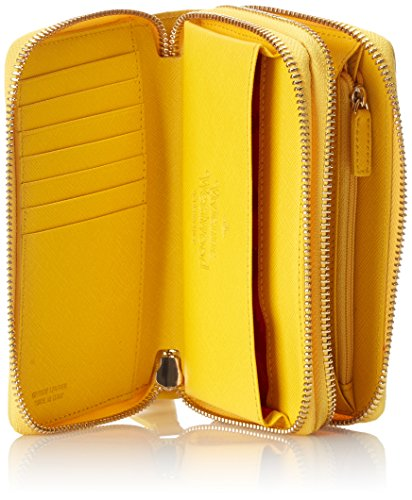 Vivienne Westwood Zippered Wallet with Cell Holder рюкзак vivienne westwood vivienne westwood vi873bwvbz09