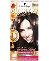 Schwarzkopf Country Colors 70 Brazil (Pack of 3)