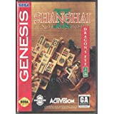 Genesis SEGA Shanghai Dragons EYE
