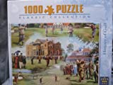 King History of Golf 1000 piece Jigsaw Puzzle