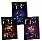 Raymond E. Feist Chaoswar Saga 3 Books…