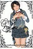 【AKB48 トレーディングコレクション】 島田晴香 箔押しサインカード akb48-r249