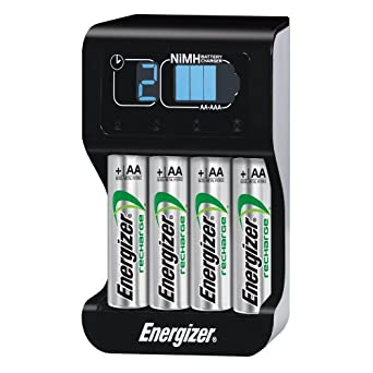 Amazon.com: Energizer Fast NiMH Battery Charger (for AA