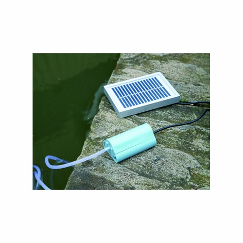 Solar - Pond Oxygenator Air Pump 100 L/hr