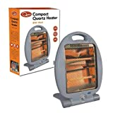 Quest Compact Quarz Heater, 800 Wattby Benross Marketing Ltd