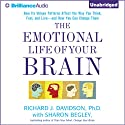 The Emotional Life of Your Brain: How Its Unique Patterns Affect the Way You Think, Feel, and Live - and How You Can Change Them (       UNABRIDGED) by Richard J. Davidson, Sharon Begley Narrated by Arthur Morey
