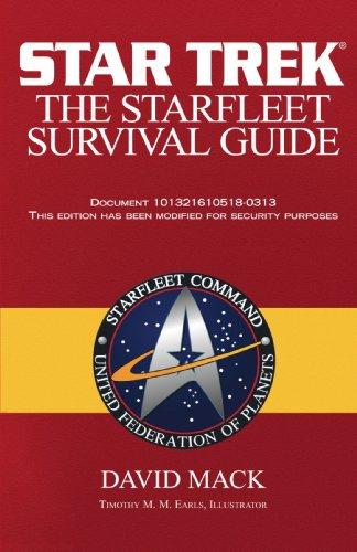 The Star Trek: The Starfleet Survival Guide (Star Trek: All Series)