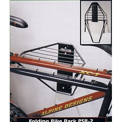 Images for Racor Double Folding Storage Rack -- Two Bike Capacity