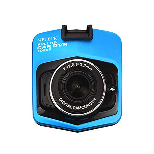 Mpteck lcd cam ra vid o enregistreur bo te noire full hd for Camera de voiture vision grand angle fineshot