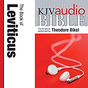 King James Version Audio Bible: The Book of Leviticus Audiobook