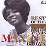 echange, troc Maxine Brown - Best Of The Wand Years