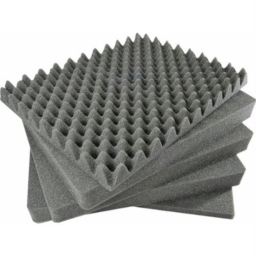 Replacement 5-Piece Pick 'N' Pluck Foam Set For 1630 Protector Case Easy Fit To Surround Contents