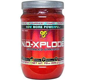 BSN N.O. Xplode Fruit Punch 10/SERV