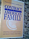 img - for Christian Coalition Presents Contract with the American Family, Paperback Booklet, 1995 book / textbook / text book