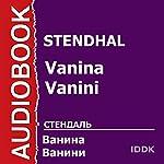 Vanina Vanini [Russian Edition] |  Stendhal