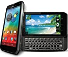 Motorola Photon Q XT897 Sprint CDMA 4G LTE Android Smartphone w/ Touchscreen + Slide-out Keyboard - Black