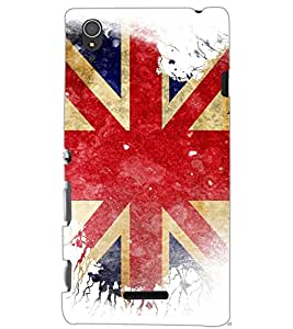 SONY XPERIA T3 FLAG Back Cover by PRINTSWAG