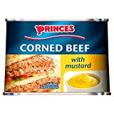 Princes Corned Beef with Mustard (200g)