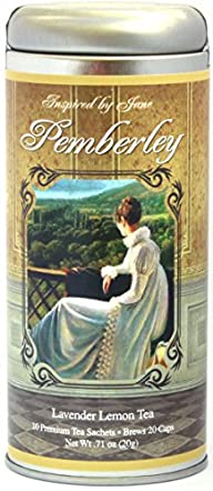 Mr. Darcy's Pemberley – Lavender and…