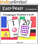 5 Languages: Numbers from 1 to 20 - S...