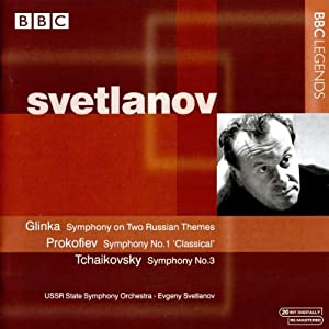 Symphony on Two Russian Themes