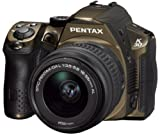 Pentax K-30 SLR Camera - Silky Green (16MP, APS-C CMOS Sensor) 3.0 inch LCD Screen with 18-55mm DAL Lens Kit