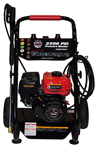 All Power America All Power 3200 psi Gas Pressure Washer (All Power America Pressure Washer compare prices)