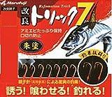 Marufuji(マルフジ) P-571 改良トリック7 朱塗 5号