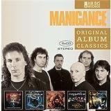 echange, troc Manigance - Original Album Classics : Ange ou démon / Signe de vie / D'un autre sang / Mémoires... Live / L'Ombre et la lumière (Coffret