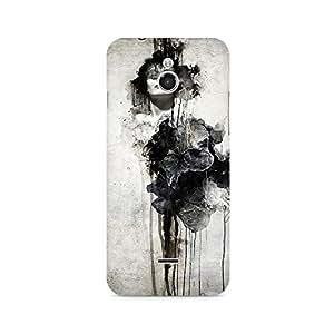 Mobicture Pattern Premium Designer Mobile Back Case Cover For InFocus M2